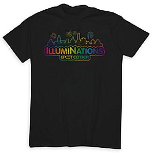 IllumiNations Tee for Adults - Epcot - Limited Release