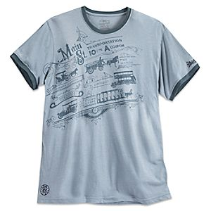 Main Street Tee for Men - Twenty Eight & Main Collection - Limited Release