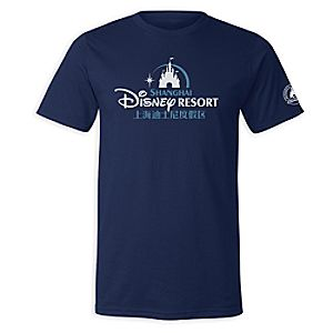 Shanghai Disney Resort Tee for Adults - Grand Opening - Limited Release