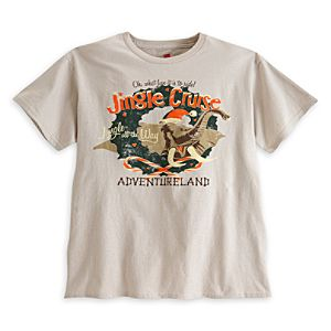 Jingle Cruise Tee for Kids - Limited Availability