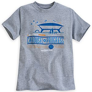 Carousel of Progress Tee for Kids - 40th Anniversary - Walt Disney World - Limited Availability