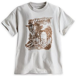 Indiana Jones Adventure Tee for Kids - 20th Anniversary - Disneyland - Limited Availability