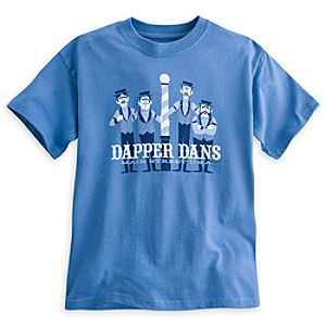 Dapper Dans Tee for Kids - Disneyland - Limited Availability
