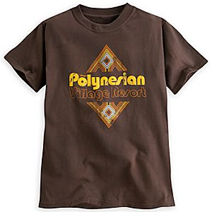 Disneys Polynesian Village Resort Tee for Kids - Walt Disney World - Limited Availability
