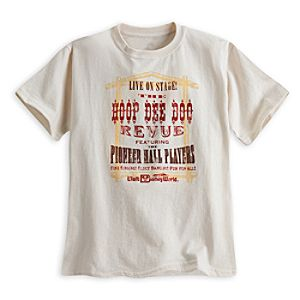 Hoop Dee Doo Revue Tee for Kids - Walt Disney World - Limited Availability