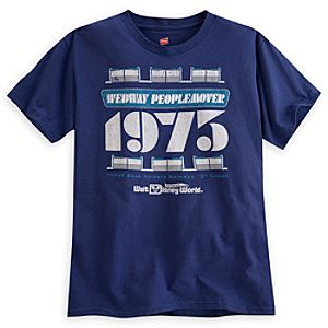 PeopleMover 40th Anniversary Tee for Kids - Walt Disney World - Limited Availability