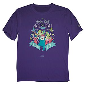 Tinker Bell 5K I Did It! Tee for Kids - Limited Availability