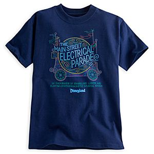The Main Street Electrical Parade Tee for Kids - Limited Availability