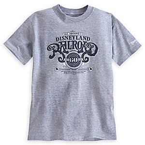 Disneyland Railroad Tee for Kids - 60th Anniversary - Limited Release