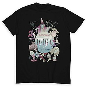 Fantasia Tee for Kids - 75th Anniversary - Limited Release