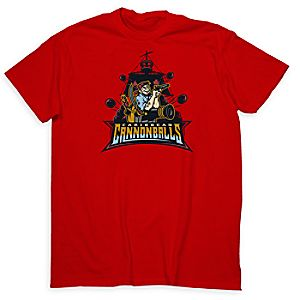 March Magic Tee for Kids - Caribbean Cannonballs - Disneyland - Limited Release
