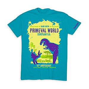 Primeval World Tee for Kids - Disneyland - Limited Release