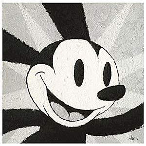 Oswald Giclée by Randy Noble