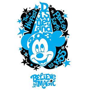 Sorcerer Mickey Giclée Sorcerer by Natalie Kennedy - Disneyland