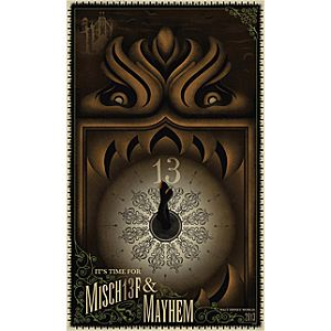 Misch13f & Mayhem Giclée - Walt Disney World