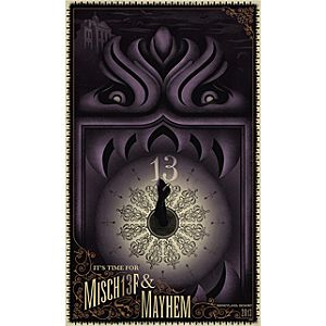 Misch13f & Mayhem Giclée - Disneyland Resort