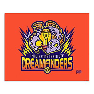 March Magic Poster - Imagination Institute Dreamfinders - Walt Disney World - Limited Release