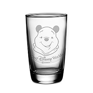 Personalizable Winnie the Pooh Juice Glass by Arribas