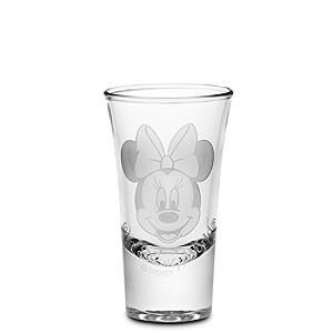 Personalizable Minnie Mouse Mini Glass by Arribas