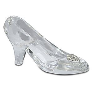 Personalizable Medium Cinderella Glass Slipper by Arribas