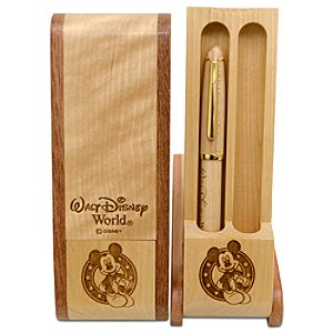 Personalizable Mickey Mouse Pen Case by Arribas