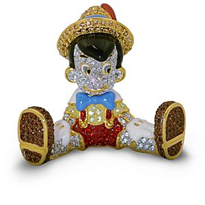 Limited Edition Jeweled Pinocchio Figurine by Arribas