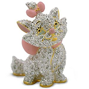 Jeweled Aristocats Marie Figurine by Arribas