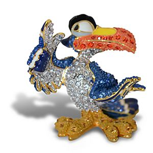 Jeweled The Lion King Figurine by Arribas -- Zazu