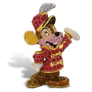 Limited Edition Jeweled Dumbo Figurine by Arribas -- Timothy Q. Mouse