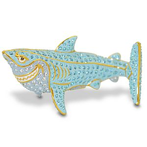 Jeweled Finding Nemo Figurine by Arribas -- Bruce