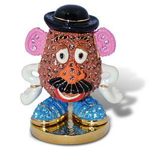 Jeweled Toy Story Figurine by Arribas -- Mr Potato Head