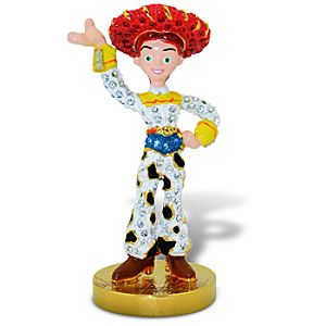 Jeweled Toy Story Figurine by Arribas -- Jessie