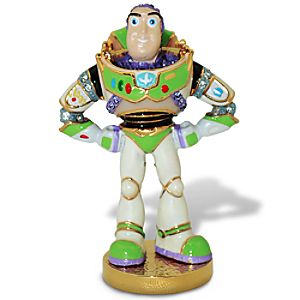Jeweled Toy Story Figurine by Arribas -- Buzz Lightyear