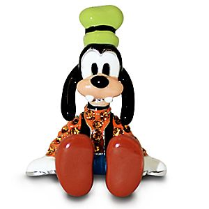 Jeweled Mini Goofy Figurine by Arribas