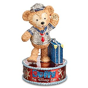 Duffy the Disney Bear Figurine by Arribas Brothers