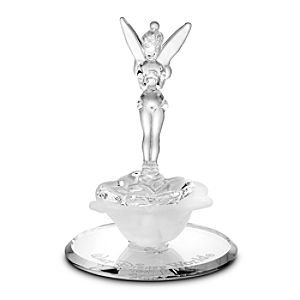 Tinker Bell Glass Figurine by Arribas