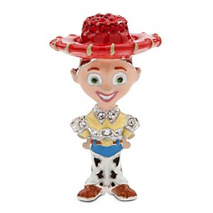 Jessie Jeweled Mini Figurine by Arribas