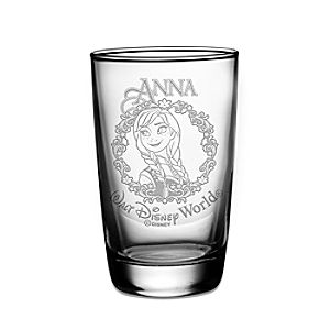 Anna Juice Glass by Arribas - Personalizable