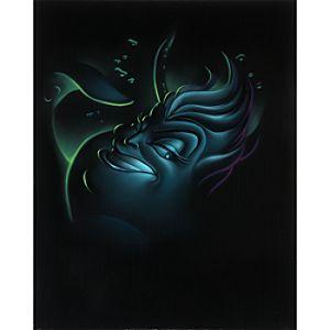 """Villain Ursula"""" Giclée by Noah"""