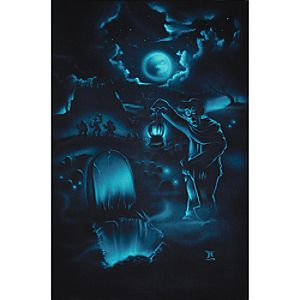 The Haunted Mansion Room 4 1 More Giclée by Noah