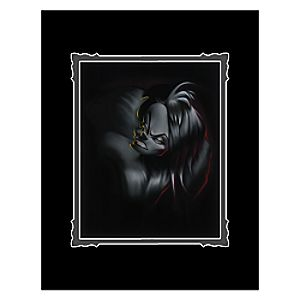 Villain Cruella Deluxe Print by Noah