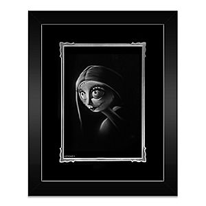 Sally Framed Deluxe Print by Noah