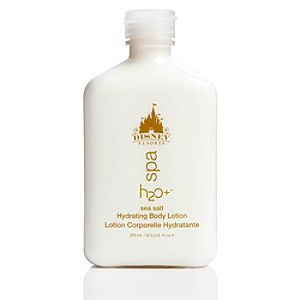 Disney Resorts H20+ Sea Salt Hydrating Body Lotion
