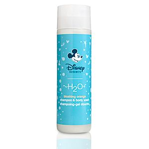 Disney Resorts H20+ Blushing Orange Shampoo & Body Wash