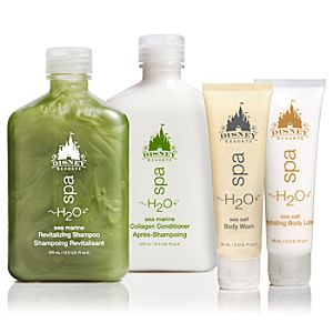 Disney Resorts H20+ Sea Marine Hair Treatment Set