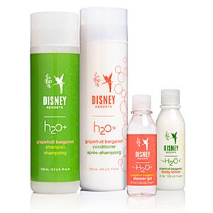 Disney Resorts H20+ Grapefruit Bergamot Hair Treatment Set