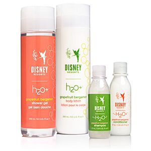 Disney Resorts H20+ Grapefruit Bergamot Body Treatment Set