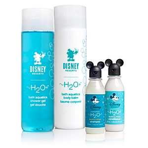 Disney Resorts H20+ Bath Aquatics Body Treatment Set