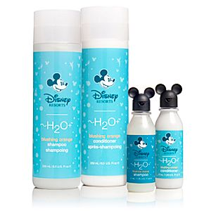 Disney Resorts H20+ Blushing Orange Hair Treatment Set