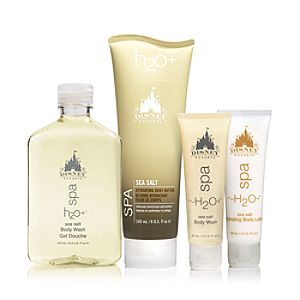 Disney Resorts H20+ Sea Salt Body Treatment Set